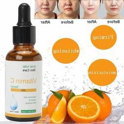 100% Hyaluronic Acid Vitamin C Serum Anti Wrinkles For Face
