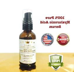 100% Pure HYALURONIC ACID SERUM-PEAUDOR/ Collagen/Anti-Aging