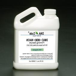 1000 ML- DMAE+MSM Firming Serum Collagen Boost Winkle Filler