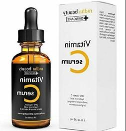 Radha Beauty 2-ounce Vitamin C Serum