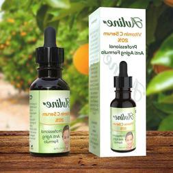 2-Pack AVLINE 20% Vitamin C Serum Face Professional Anti Agi