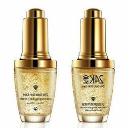 24K Gold Collagen Essence Serum Beauty Face Skin Care Wrinkl