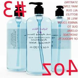 #3 4 OZ Argireline Matrixyl 3000 Peptide cream for face Hyal