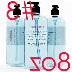 #3 8 OZ Argireline Matrixyl 3000 Peptide cream for face Hyal