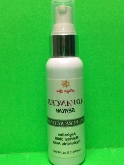 6oz Hyaluronic Acid Serum Cream Collagen Argirelin Matrixyl