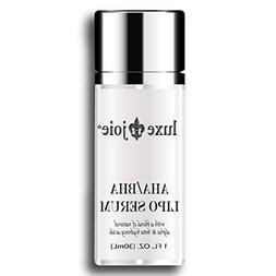 AHA/BHA Lipo Serum with a Blend of 8% Alpha & Beta Hydroxy A