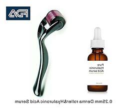 Airblasters Derma Roller - Premium 540 Micro Derma Needling