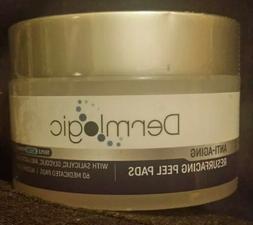 Anti Aging Resurfacing Peel Pads - Contains Salicylic, Glyco