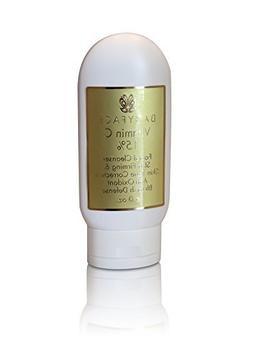 Babyface Super-C Vitamin C Cleansing Gel Facial Wash , 6 oz