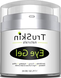 Best Eye Gel for Wrinkles, Dark Circles, Under Eye Puffy Bag