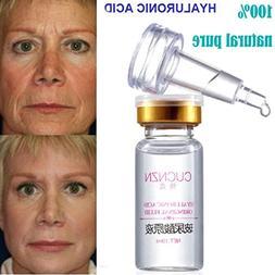 Coerni100% Pure Extract Hyaluronic Acid Serum - Strong Anti