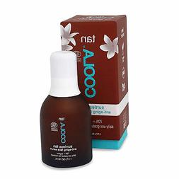 Coola Suncare Organic Sunless Tan Anti-Aging Face Serum, 1.7