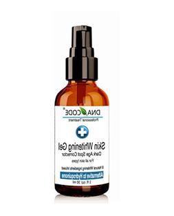 DNA Code- Alternative to Hydroquinone-Skin Whitening Gel. Dr