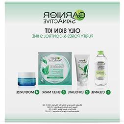 Garnier SkinActive Oily Skin Kit