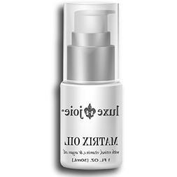 LuxeJoie Matrix Oil with Retinol, Vitamin E, Argan Oil 1 oz