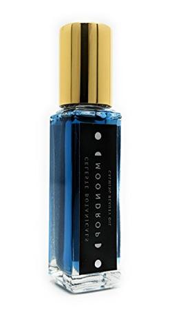 Moondrop Organic Facial Oil by Celeste Botanicals | 0.3 oz |