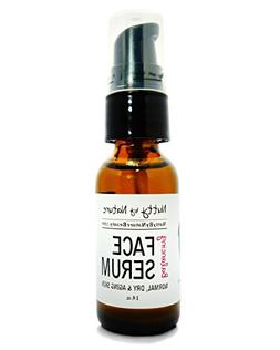 Nutty By Nature Balancing Face Serum - Normal, Dry and Aging