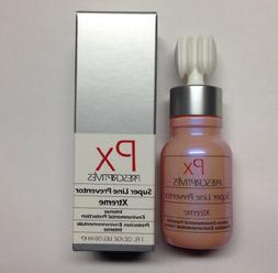 Prescriptives Super Line Preventor Extreme 1oz New in Box