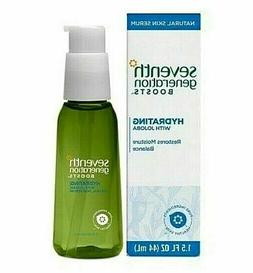 Seventh Generation Boost - Hydrating Skin Serum, 1.5 Ounce