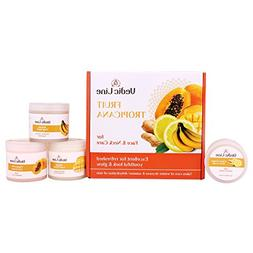 Vedic Line Fruit Tropicana for Face & Neck Care Kit