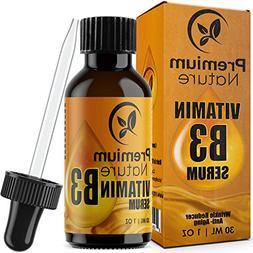 Vitamin B3 Facial Serum Niacinamide 5% - Moisturizing Face C
