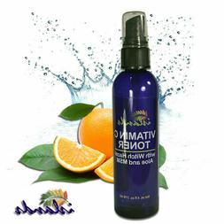 Anti-Aging Face Vitamin C Toner Pore Minimizer Anti Wrinkle