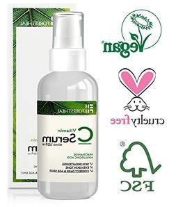 Vitamin C Serum for Face - Dark Spot Corrector with Hyaluron