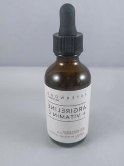 ARGIRELINE peptide Vitamin C Serum w/ Hyaluronic Acid 2oz As