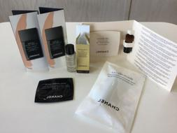 Chanel Beauty Sample Lot 11: Water Tint, Foundation, Mascara