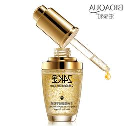 BIOAQUA 24K Gold <font><b>Serum</b></font> <font><b>Face</b>