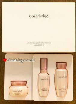Sulwhasoo Bloomstay Vitalizing Kit 3 items Water+Serum+Cream