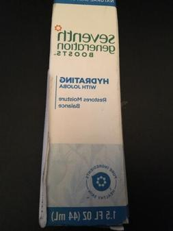 Seventh Generation Boost Natural Skin Serum Restores Moistur