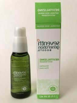 Seventh Generation Boosts Revitalizing Natural Skin Serum wi