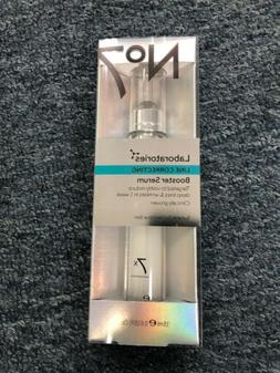Boots No7 Laboratories Line Correcting Booster Serum 15ml 0.