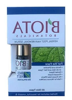Biota Botanicals Bioxet Series Hair Minimizer Serum for Face