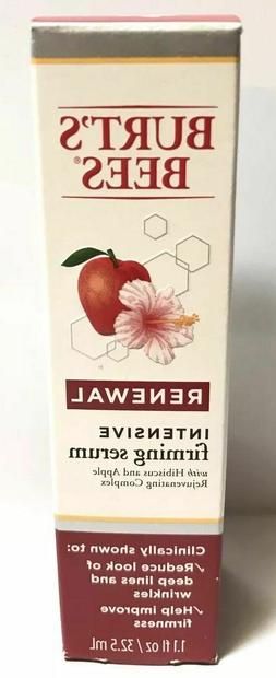 Burt's Bees Renewal Intensive Firming Serum  1.1 FL OZ 2569