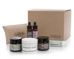 Travel Size Skin Care Set Fragrance Free Little Minis Lots O