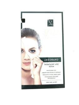 charcoal spa treatment mask anti aging serum
