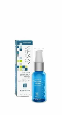 Andalou Naturals Clarifying Willow Bark Pure Pore Serum - 11