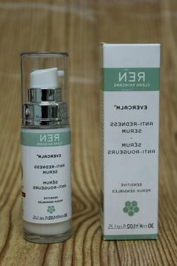 REN Clean Skincare Evercalm Anti-Redness Serum Sensitive Ski