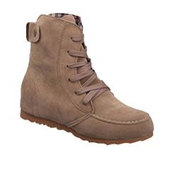 Clearance Women Shoes COPPEN Flat Ankle Snow Motorcycle Boot