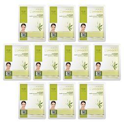 DERMAL Oilve Collagen Essence Full Face Facial Mask Sheet 23