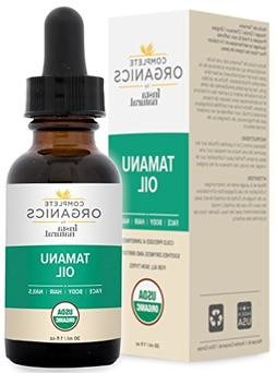Organic Tamanu Oil - Nourishes and Soothes Dry, Cracked & Pr