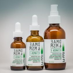DMAE & MSM Serum-Natural Organic Skin Firming Anti Aging Wri