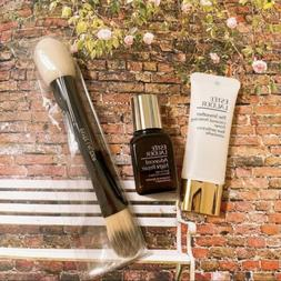 ESTEE LAUDER Smoother, Advance Night Repair Serum & Brush -
