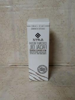face serum with argan and reishi coconut