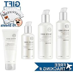 THE FACE SHOP White Seed Brightening Toner 145ml+Lotion 130m