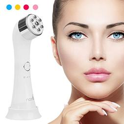 SENXILLER Facial Massagers Face Massager Device High Frequen