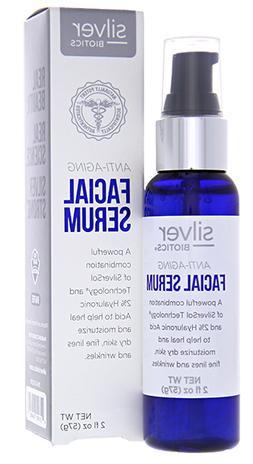 Silver Biotics Facial Serum Anti-Aging 2oz