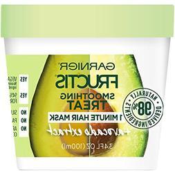 Garnier Fructis Smoothing Treat 1 Minute Hair Mask + Avocado